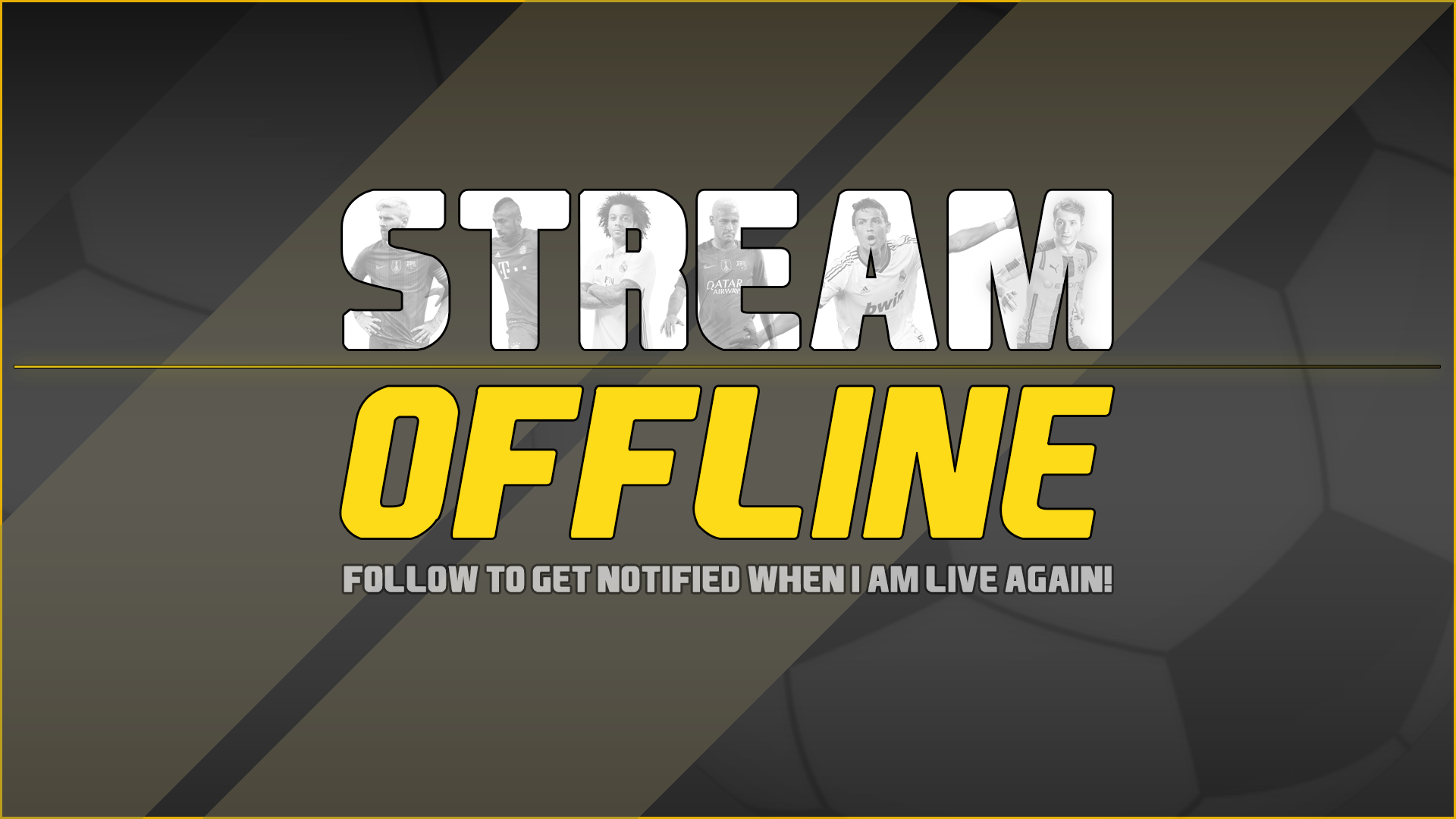 Fifa Stream Overlay For Free Graphics For Streamers Freebies