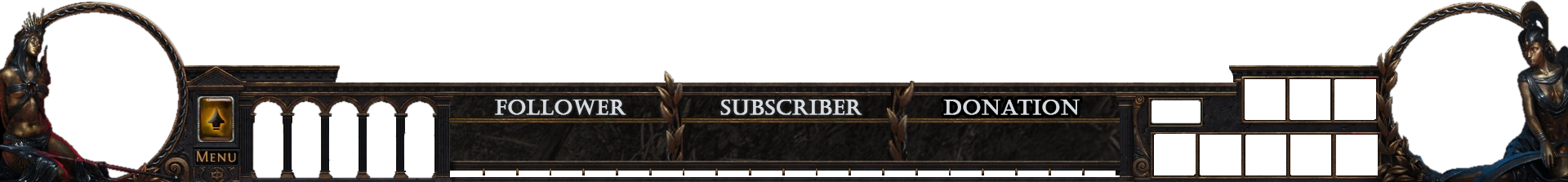 Path of Exile Stream Overlay - free to use - Twitch, Youtube, Mixer,
