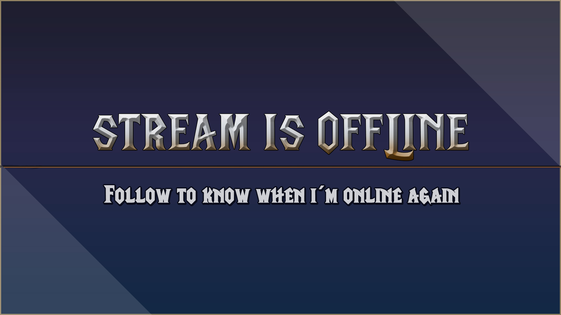 World of Warcraft Stream Overlay Free Twitch