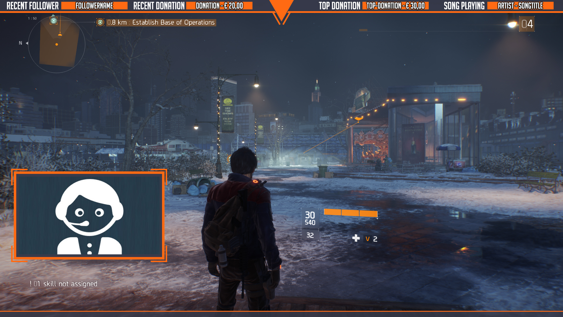 Stream Overlays for free! Design your Channel for free